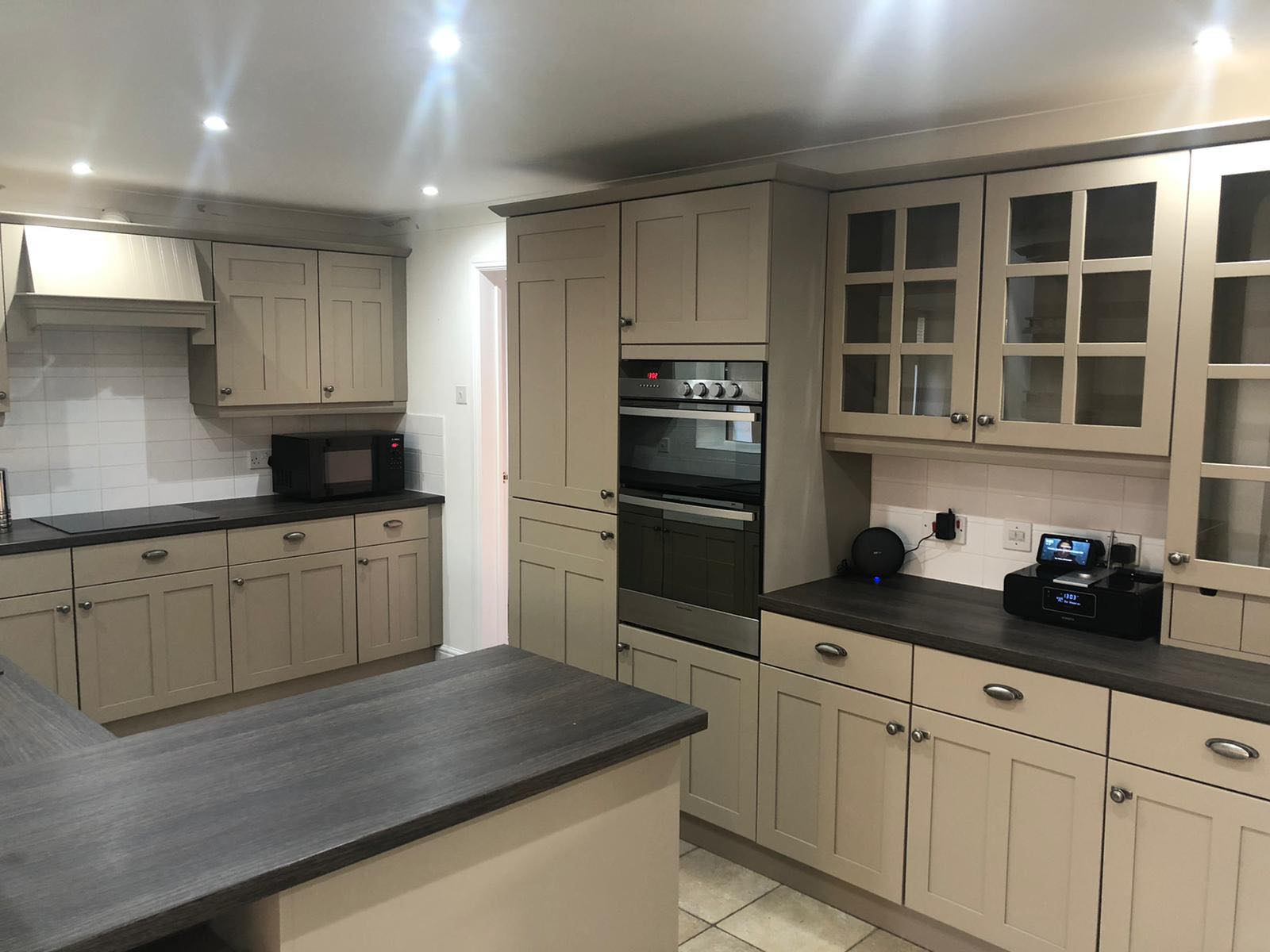 rochdale kitchen respray