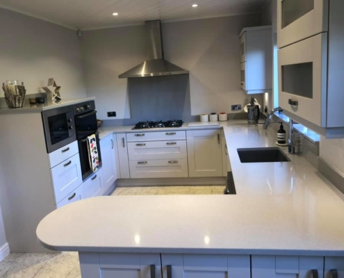 kitchen respray Holmfirth